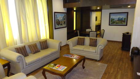 Suite Room Clarks Avadh, hotel near gomti river in Lucknow, Suites in Lucknow