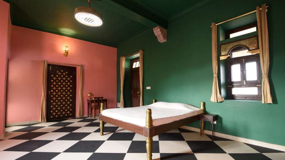 Panna Mahal_ Tijara Fort Palace_ Hotel Rooms in Rajasthan_ Rooms Near Jaipur 130