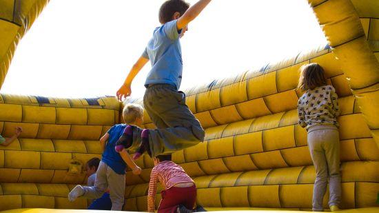 kids play area at Gargee surya vihar hotels and resorts in Aurangabad