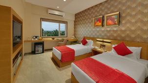 Premium Rooms at Suba Bhuj Hotels Hotel rooms in Bhuj 13