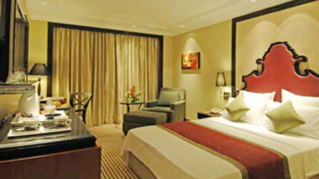 Hotel Rooms in Bangalore, St Marks Hotel, Deluxe Rooms