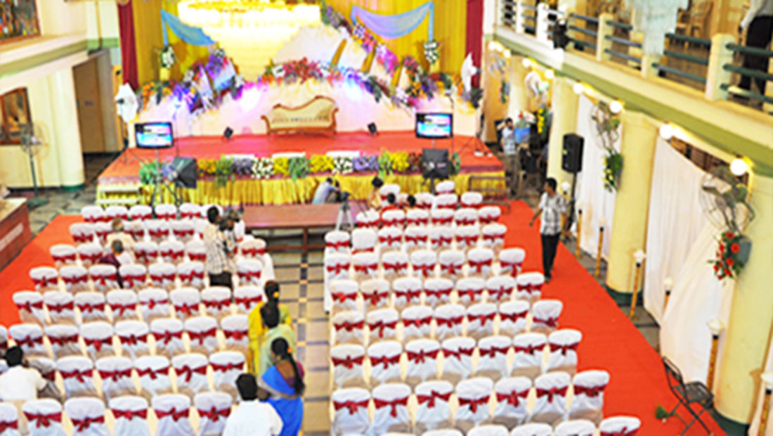 Yasodha Mahal Marriage Hall at Hotel Yasodha Towers Hosur