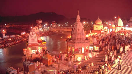 Le ROI Haridwar Hotel Haridwar Har Ki Pauri at Haridwar