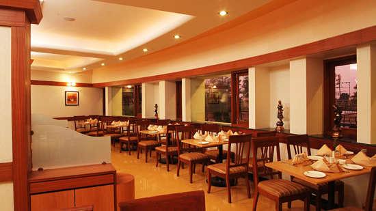 Restaurant Sahil Sarovar Portico Lonavala