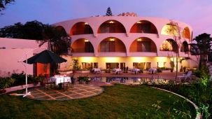 Facade at Hotel Sarovar Portico Lonavala 1