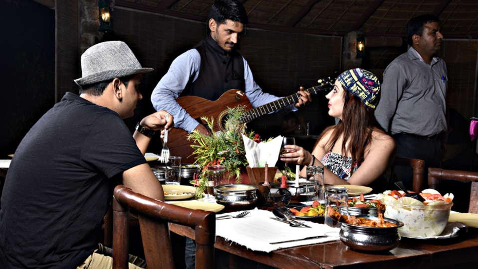 Tiger Camp Resort, Corbett Uttarakhand  DSC2301