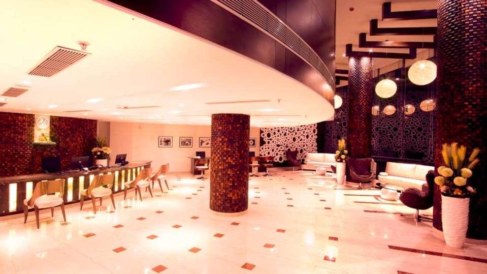 The President Hotel, Hubli Hubli Lobby The President Hotel Hubli