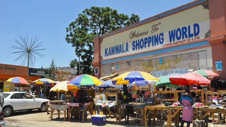 Lusaka-Market