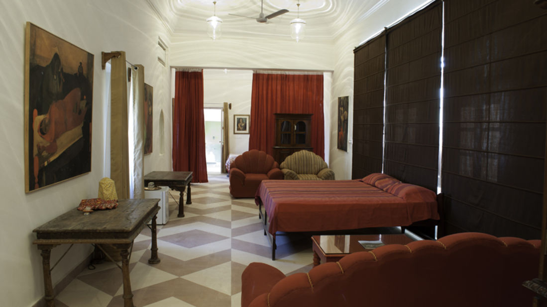 The Amrita-Vivan Mahal_Tijara Fort Palace_ Hotel Rooms in Rajasthan_Rooms Near Jaipur