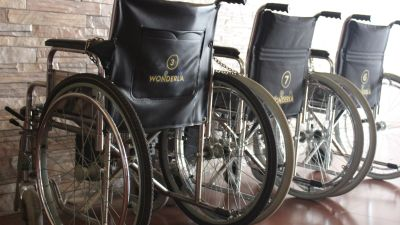 best water park in Bangalore land rides at Wonderla Bangalore Wonderla Amusement Park, Bangalore 9Wheel chair