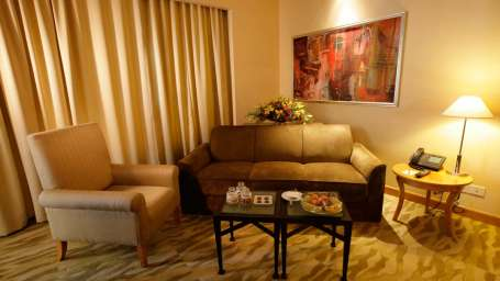 Executive Suite at The Grand Hotel New Delhi