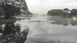 Hotel Southern Star, Bangalore Bangalore Ulsoor lake morning