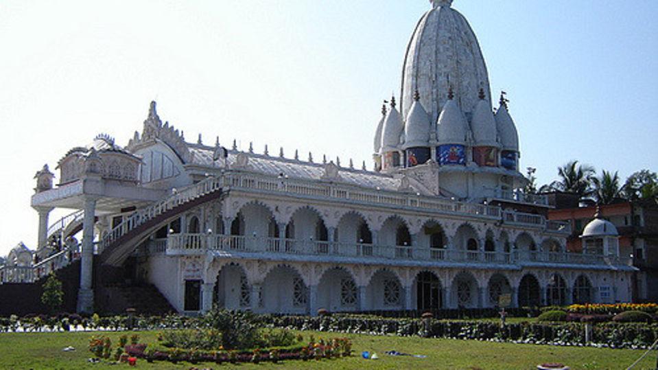 Iskon Temple near Hotel Royal Sarovar Portico Siliguri Hotels