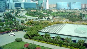 Hi-tech City near Daspalla Hyderabad