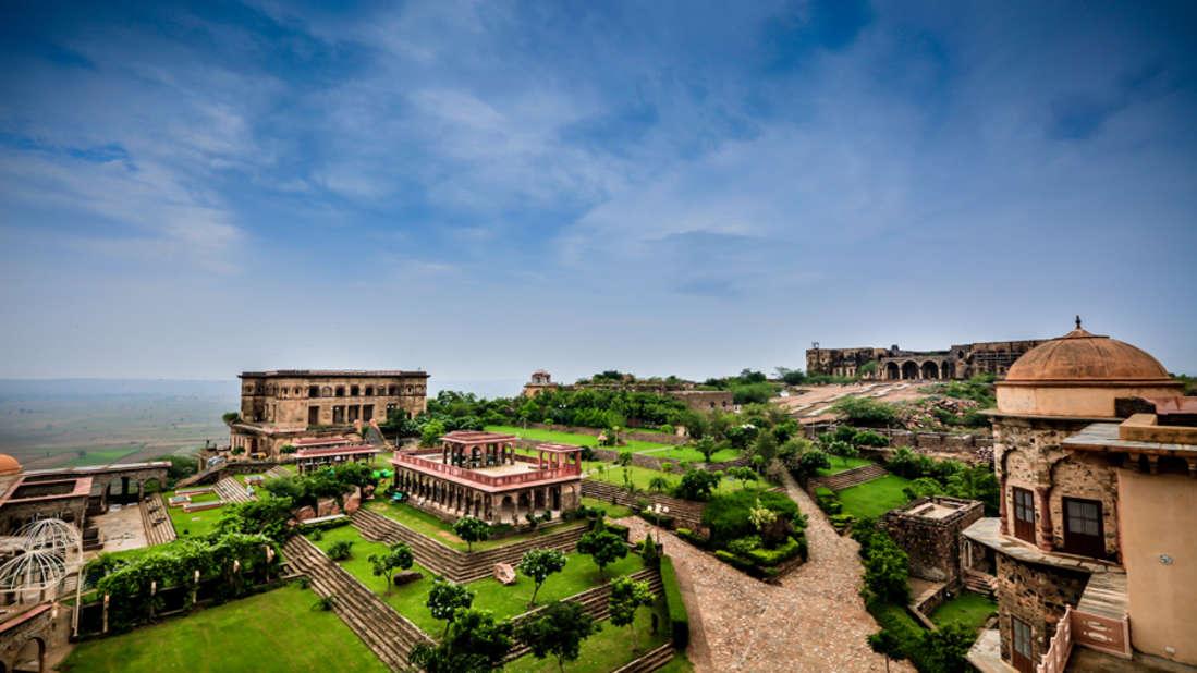 Exterior Hotel_Tijara Fort Palace_Heritage Hotel In Rajasthan 3