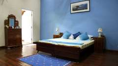 Arco Iris - 19th C, Curtorim Goa The Indigo Room Arco Iris - 19th C Curtorim Goa