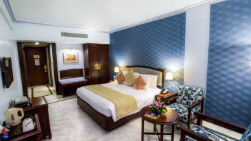 Executive Room Radha Regent Chennai