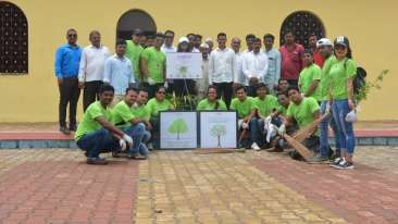 Enviornment Day Activity 2018 at The Orchid Hotel Pune 3