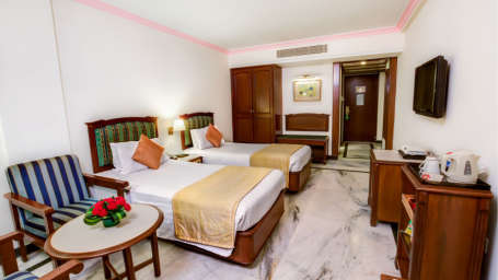 Superior Room Radha Regent Chennai