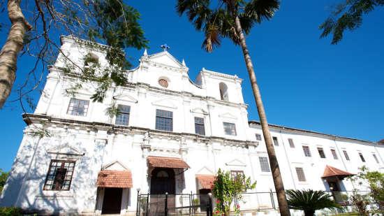 Rachol Seminary, Arco Iris - 19th C, Curtorim Goa