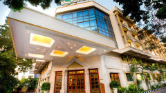 facade Radha Regent Chennai