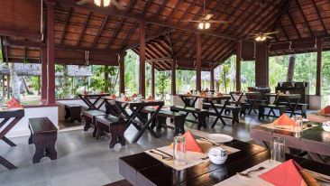 abad-turtle-open-hall-restaurant-view, Contact Beach Resort in Marari, Beach resorts in Allepey, 4 Star Resorts in Alleppey, Best Beach Resorts in Alleppey, Best Beach Resorts Near Cochin, Beach Resorts in Kerala