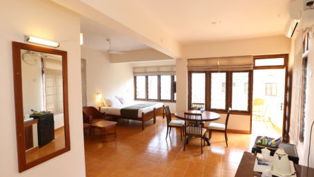 Hotels near Kovalam beach, Budget villas near Kovalam beach, best budget rooms in Kovalam 3