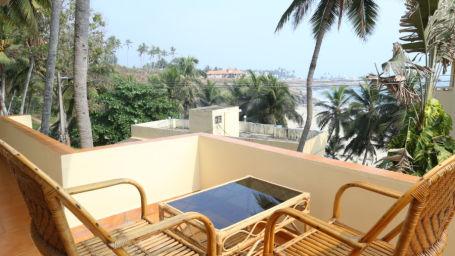 Hotels near Kovalam beach, Budget villas near Kovalam beach, best budget rooms in Kovalam 5