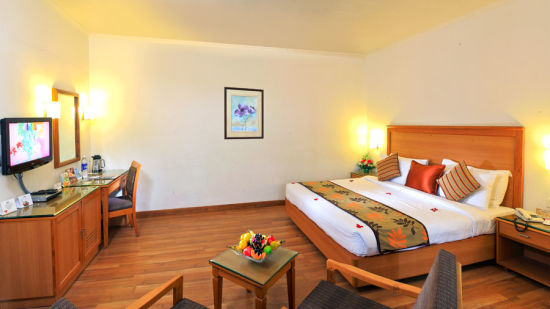 Superior Rooms at Abad Plaza Hotel Rooms in Kochi 1
