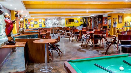Geoffrey s Pub Radha Regent Chennai