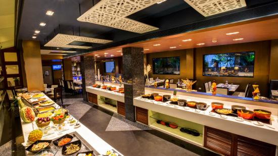 The Lobby Cafe Radha Regent Chennai