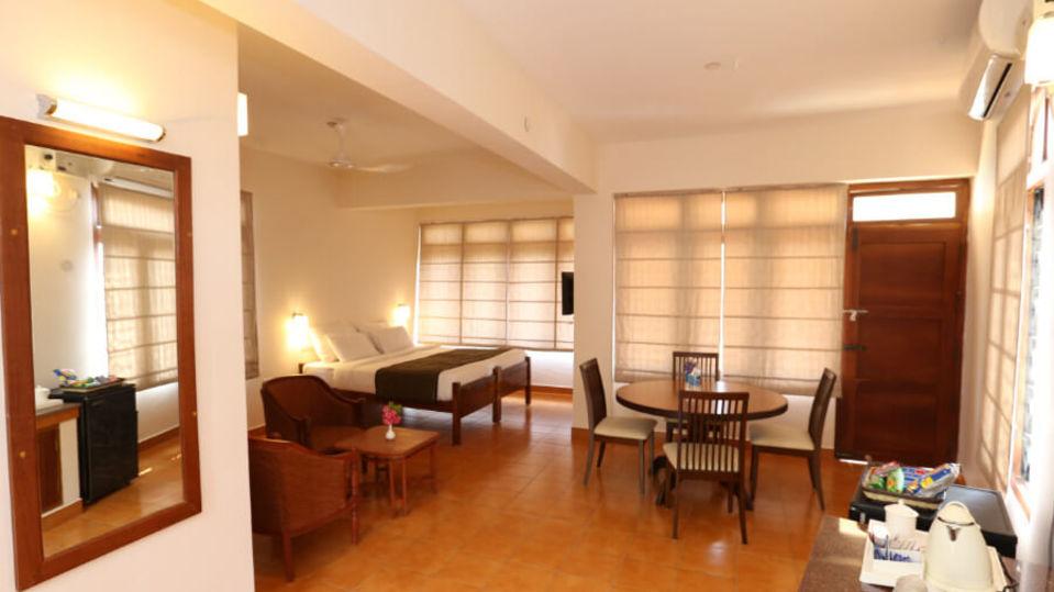Hotels near Kovalam beach, Budget villas near Kovalam beach, best budget rooms in Kovalam 13
