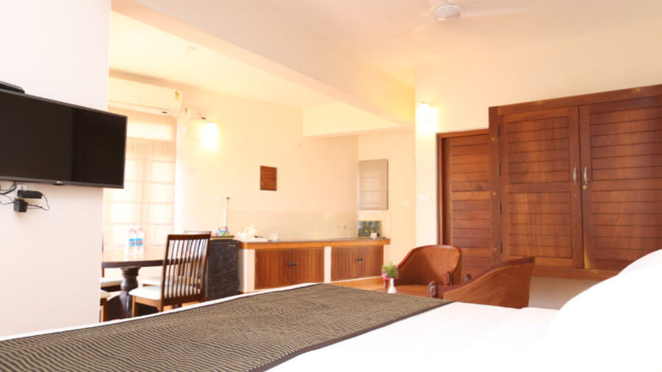Hotels near Kovalam beach, Budget villas near Kovalam beach, best budget rooms in Kovalam 14