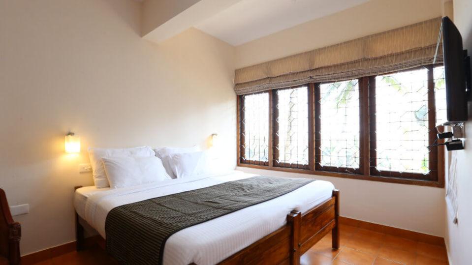 Hotels near Kovalam beach, Budget villas near Kovalam beach, best budget rooms in Kovalam 15