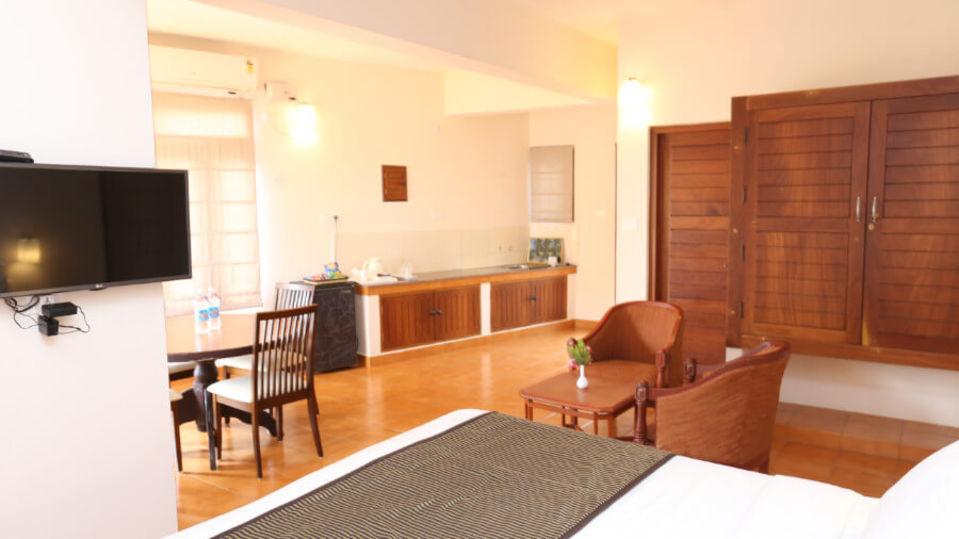 Hotels near Kovalam beach, Budget villas near Kovalam beach, best budget rooms in Kovalam 17