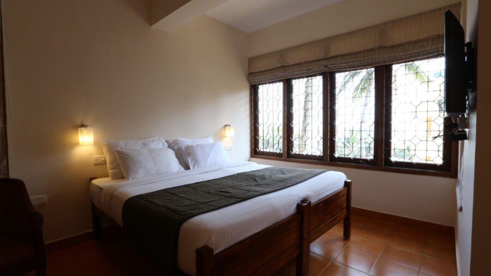 Hotels near Kovalam beach, Budget villas near Kovalam beach, best budget rooms in Kovalam 23