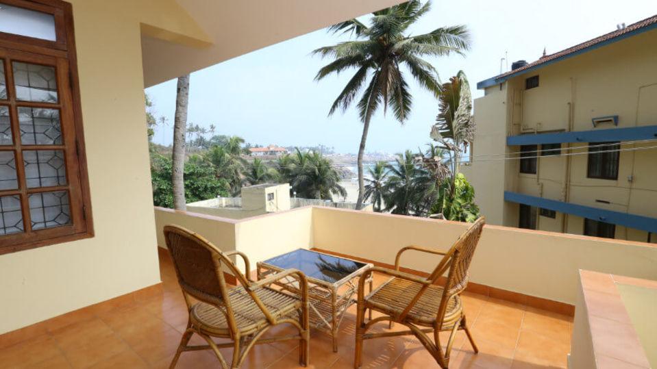 Hotels near Kovalam beach, Budget villas near Kovalam beach, best budget rooms in Kovalam 33