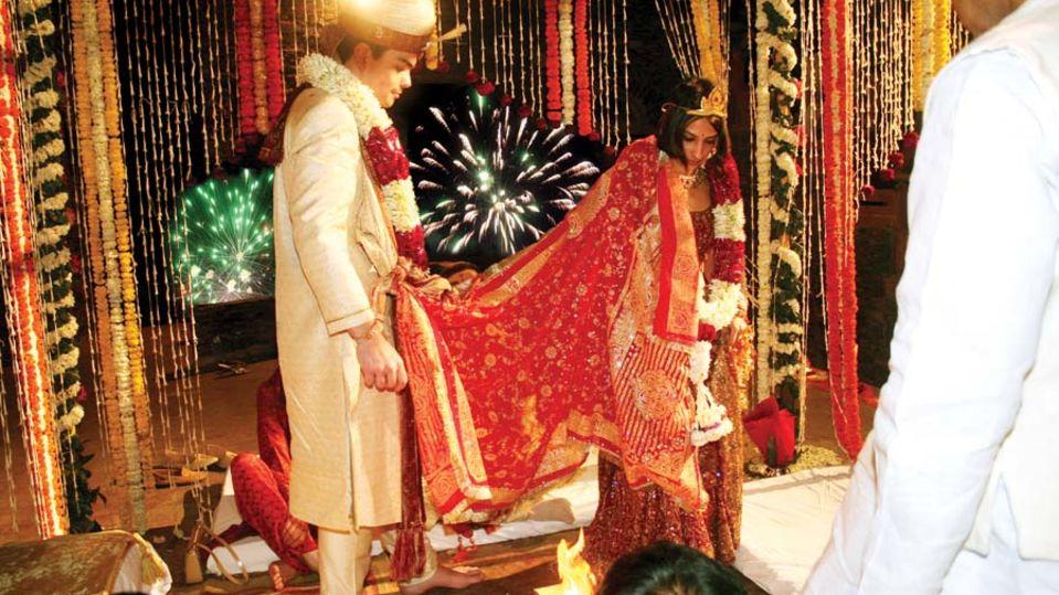 Destination Weddings in Rajasthan, The Piramal Haveli Shekhavati 1