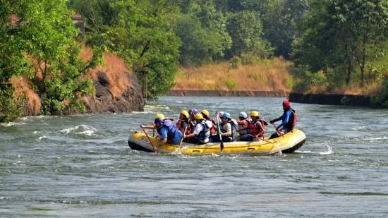 River Rafting - Kundalika 1