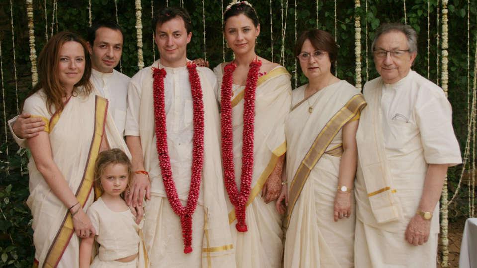 Wallwood Garden - 19th C, Coonoor  Wedding Wallwood Garden Coonooor Tamil Nadu 1