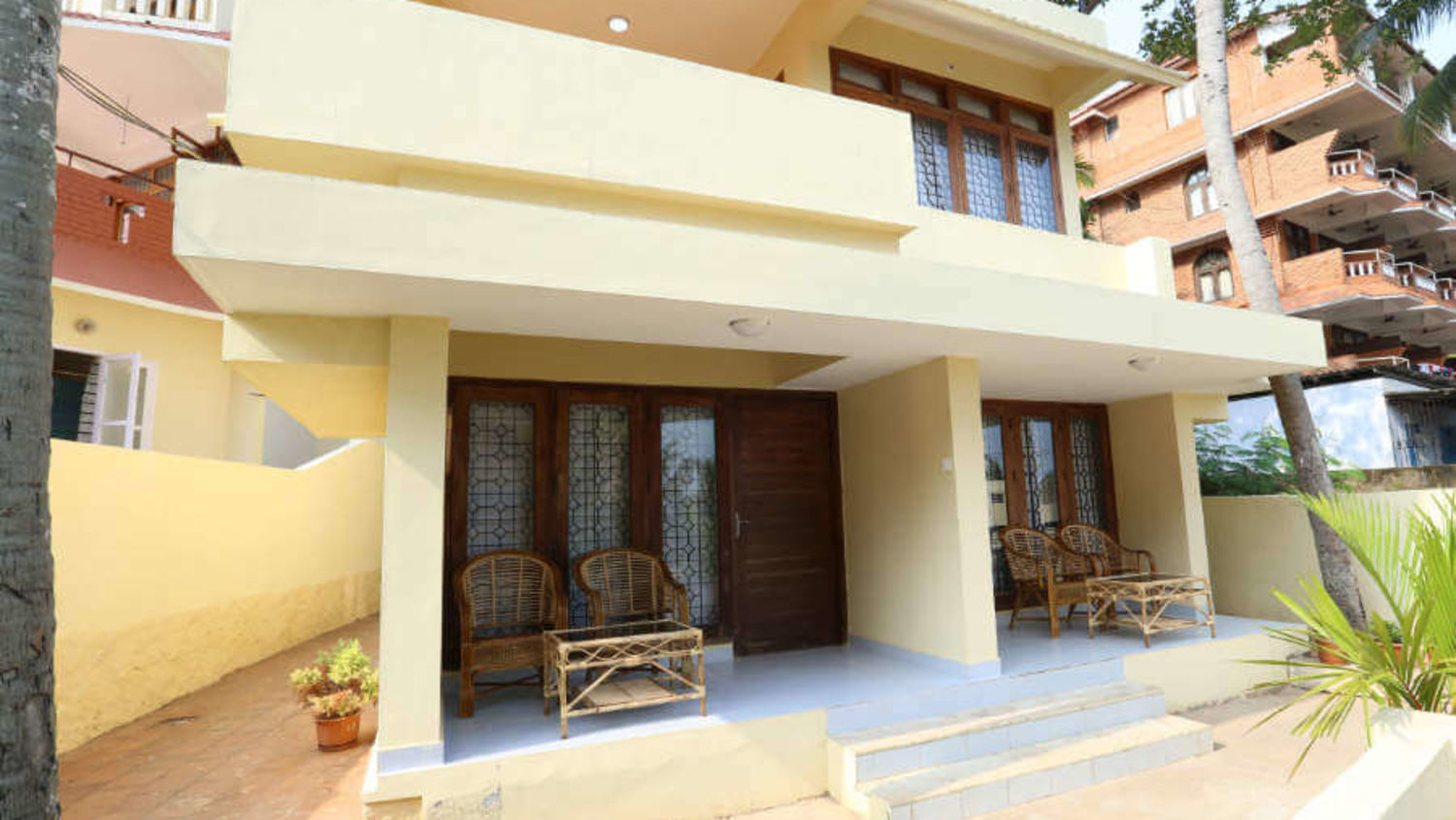 Hotels near Kovalam beach, Budget villas near Kovalam beach, best budget rooms in Kovalam 29