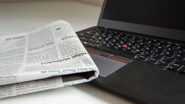Newspaper, The Ashtan Sarovar Portico, Business Hotel In Green Park 3