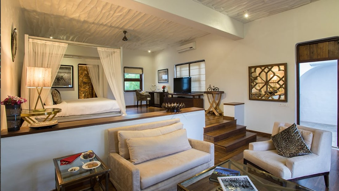 The Residence, Stay in Bandipur, The Serai Bandipur,  Luxury Resorts in Bandipur 4