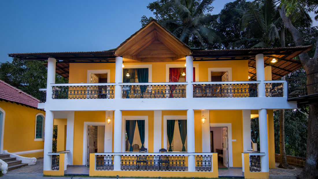 Villa | Bara Bungalow, South Goa 31