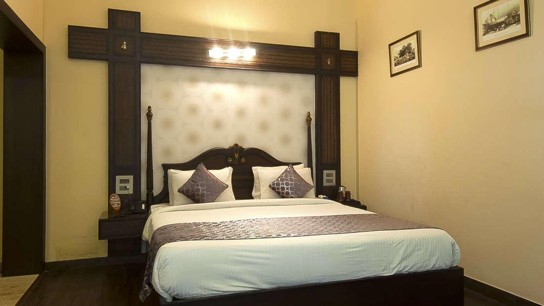 Tiger suite - Corbett Wild Iris Spa Resort Ramnagar 5