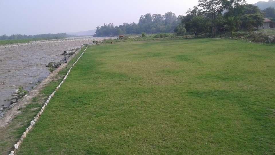 Tiger Camp Resort, Corbett Uttarakhand 20150626 165651