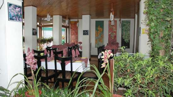 Central Heritage Resort & Spa, Darjeeling Darjeeling Orchid Dining Central Heritage Resort and Spa Hotel in Darjeeling 2