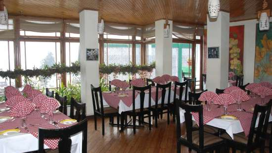 Central Heritage Resort & Spa, Darjeeling Darjeeling Orchid Dining Central Heritage Resort and Spa Hotel in Darjeeling