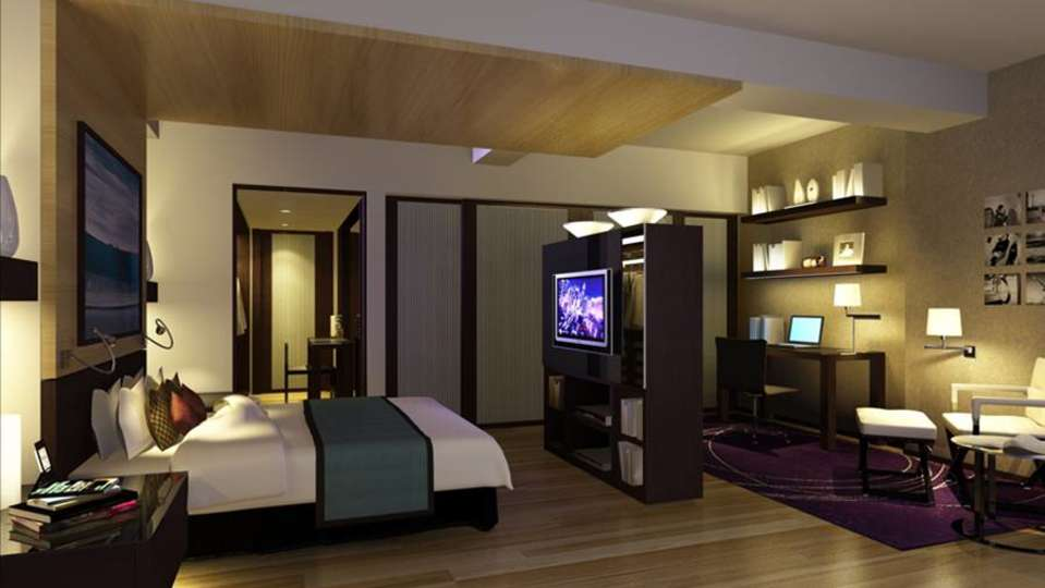 Executive Suites at Davanam Sarovar Portico Bangalore, Hosur Hotels in Bangalore