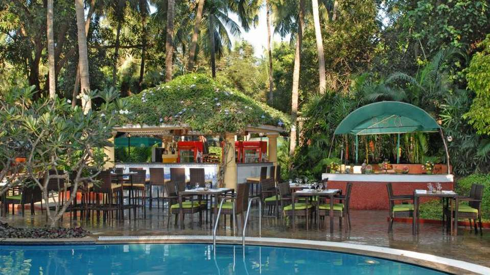 Pool at Phoenix Park Inn, Goa - A Carlson Brand Managed by Sarovar Hotels, top hotel in goa 6